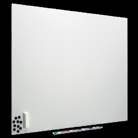 chevalet blanc vert sur pieds 60x90cm tableau. Black Bedroom Furniture Sets. Home Design Ideas